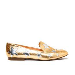 sapatilha-feminina-dourada-estrela-Cecconello-1687001-1-a