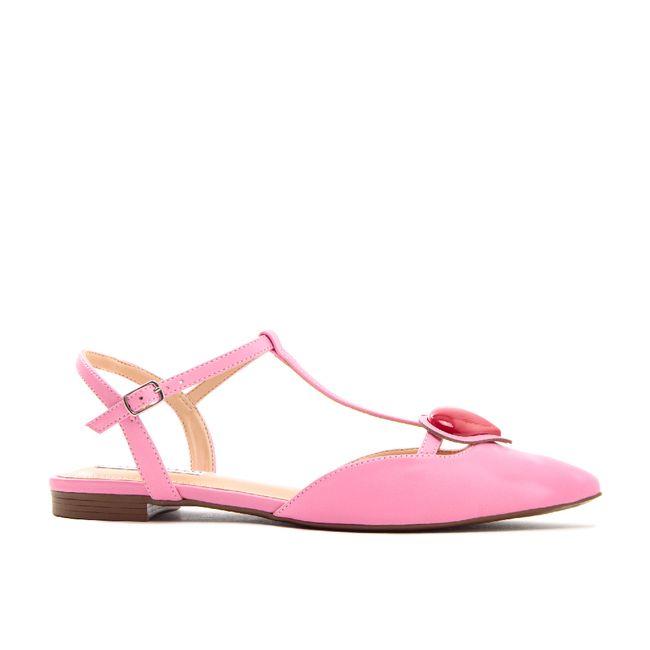 Sapatilha Rosa Pink Cecconello 1768004-7 Tamanho:33;Cor:RosaPink