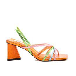 sandália-feminina-metalizada-colorida-salto-médio-bloco-1823001-1-a